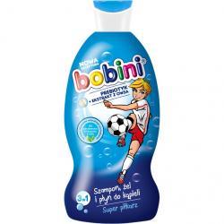 Bobini szampon dla dzieci 330ml Super Piłkarz