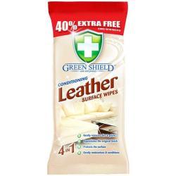 Green Shield chusteczki nawilżane do skór 70 sztuk