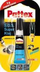 Pattex S.O.S. Super Klej uniwersalny 3g