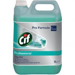 Cif Professional Oxy-gel Ocean do mycia podłóg 5l