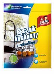 Jan Niezbędny ręcznik kuchenny z mikrofibry