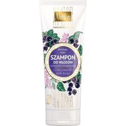 Nutka Szampon chroniący kolor 222ml czarna porzeczka/białe kwiaty