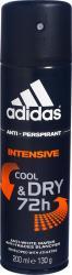 Adidas dezodorant antyperspirant C&D Intensive 200ml