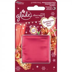 Glade by Brise Discreet Refill Luminous Apple Spice wkład wymienny