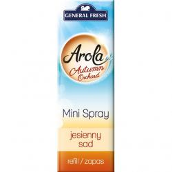 General Fresh Arola Mini Spray zapas odświeżacza Jesienny Sad