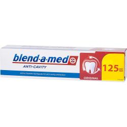 Blend-a-med. Original 125ml pasta do zębów