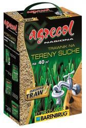 Agrecol nasiona traw Hydrosaver 1kg na suche, piaszczyste grunty