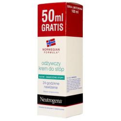 Neutrogena krem do stóp odżywczy 100ml