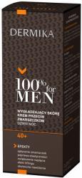 Dermika 100% for MEN krem 40+ wygładzający skórę krem przeciw zmarszczkom 50ml
