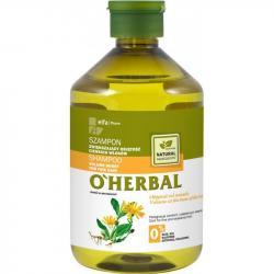 O Herbal szampon zwiększający objętość 500ml Arnika