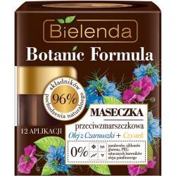 Bielenda Botanic Formula maseczka do twarzy 50ml Przeciwzmarszczkowa
