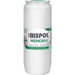 Bispol Memoria W04 wkład do zniczy olejowy 24szt