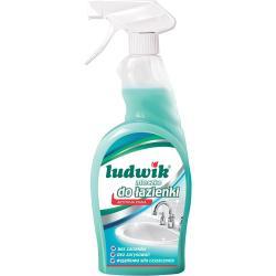 Ludwik mleczko do łazienki spray 750ml
