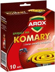 Arox spirale na komary citronella 10szt
