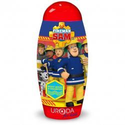Bi-es Strażak Sam szampon i żel pod prysznic 250ml