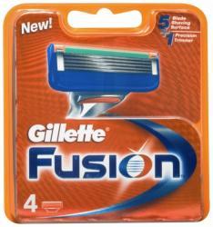 Gillette Fusion wkłady do maszynek 4 szt.