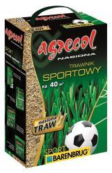 Agrecol nasiona traw Sport 1kg na boiska i miejsca rekreacyjne