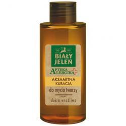 Biały Jeleń Apteka Alergika kuracja do mycia twarzy 150ml
