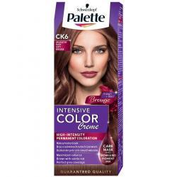 Palette farba CK6 delikatny rudy