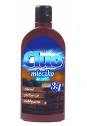 Cluo mleczko do mebli uniwersalne 3w1 250ml