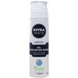 Nivea żel do golenia 200ml Sensitive