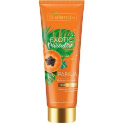 Bielenda Exotic Paradise balsam do ciała 250ml Papaja