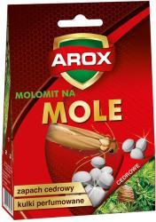 Arox kulki na mole 100g cedrowe