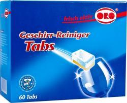 ORO tabletki do mycia w zmywarkach 60 sztuk