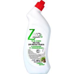 Zero żel do WC 750ml na bazie kwasu cytrynowego