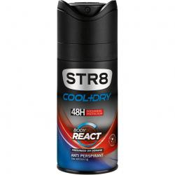 STR8 dezodorant 150ml Body React 48H