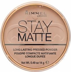Rimmel Stay Matte puder prasowany 003 Peach Glow