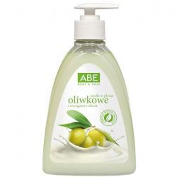 ABE mydło w płynie 500ml oliwka