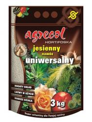 Agrecol nawóz jesienny uniwersalny 3kg Hortifoska