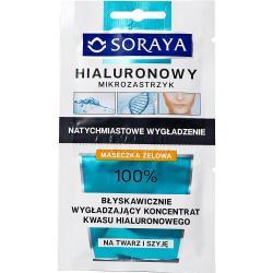 Soraya Hialuronowy Mikrozastrzyk Koncentrat kwasu hialuronowego 2x5ml