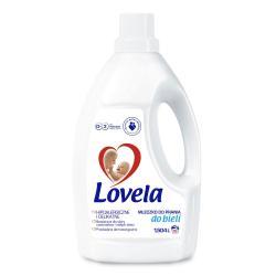 Lovela hipoalergiczne mleczko do prania białego 1,504L