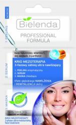 Bielenda Professional Formula Krio Mezoterapia nawilżająca maseczka do twarzy 3x3g