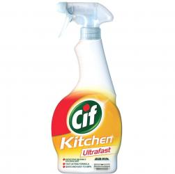 Cif płyn do kuchni Kitchen Ultrafast 450ml