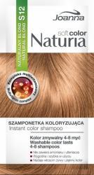 Joanna Naturia Soft Color S12 naturalny blond szamponetka koloryzująca