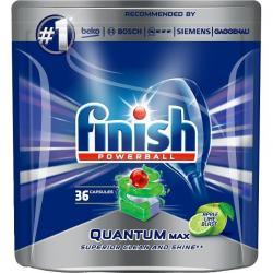 Finish Quantum tabletki do zmywarki 36 szt. jabłkowe
