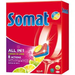 Somat All In 1 Lemon tabletki 52 sztuki