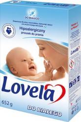 Lovela hipoalergiczny proszek do prania biały 652g
