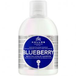 Kallos Blueberry szampon do włosów 1000ml