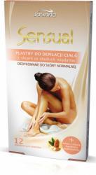 Joanna Sensual plastry do depilacji ciała do skóry normalnej