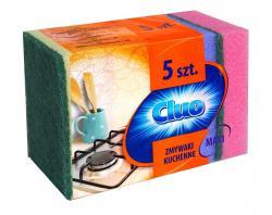 Cluo zmywak kuchenny Maxi 5 sztuk