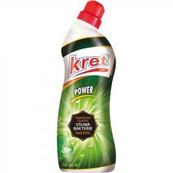Kret Power 750 ml - żel do WC
