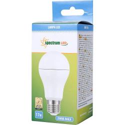Spectrum LED żarówka E27 17W