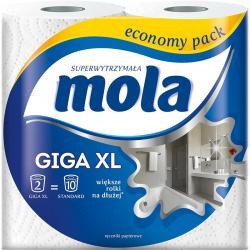 Mola ręcznik papierowy Giga XL 2 sztuki