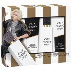 -25% Katy Perry Zestaw INDI woda perfumowana 30ml + żel pod prysznic 75ml + balsam do ciała 75ml