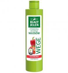 Biały Jeleń WEGE szampon 250ml Pomidor i Papryka (Ochrona)