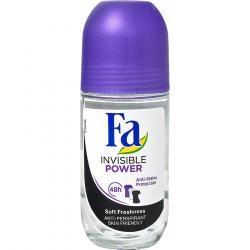 Fa roll-on Invisible Power Soft Freshness 50ml